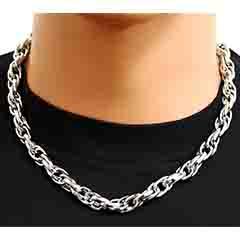 Metall Halsketten