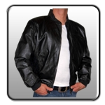 Leather Jackets & Leather Vests
