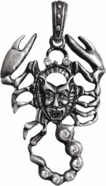 CNK-B 004 - Halskette / Scorpion