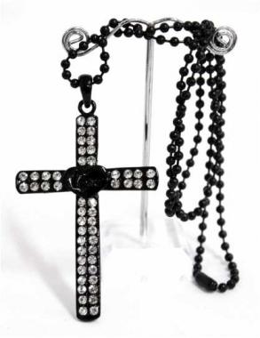 CNK-B 025 - Halskette / Crucifix