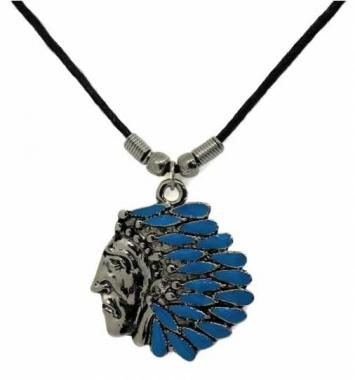 Halskette Indianer