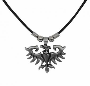 Altgermanischer Adler Halskette