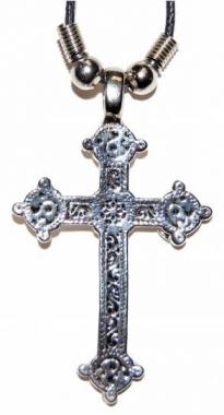 Gothic Halskette Kreuz