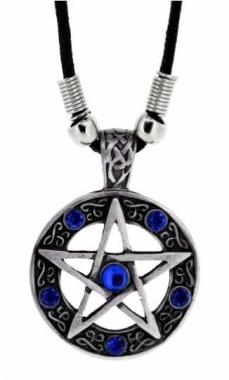 NEK-A 442 - Halskette / Pentagramm