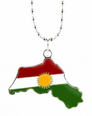 CHNK 043 - Halskette - Kurdistan