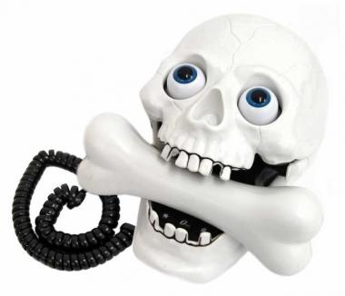 Totenkopf Telefon