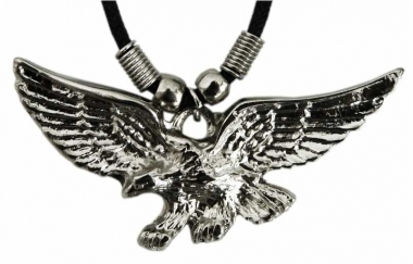 Gothic Halskette Adler