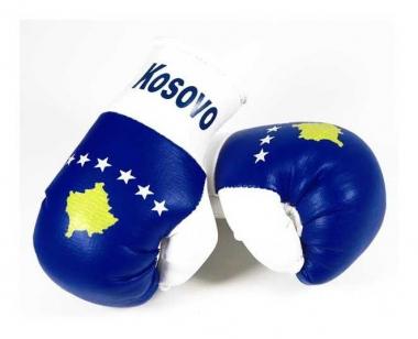 Kosovo Mini Boxhandschuhe