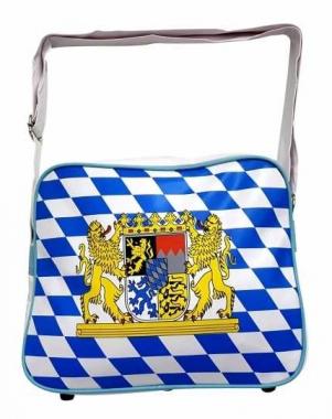 College Schultertasche Bayern