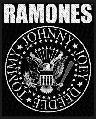 Aufnäher Ramones Classic Seal