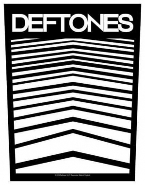 Deftones Abstract Lines