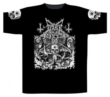 Dark Funeral As I Ascend T Shirt