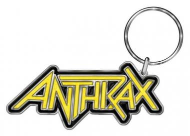 Anthrax Logo Schlüsselanhänger