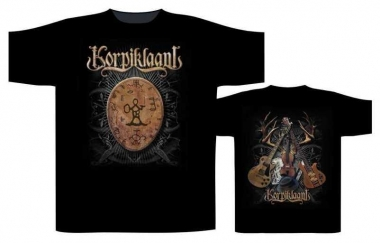 Korpiklaani Shaman Drum T-Shirt