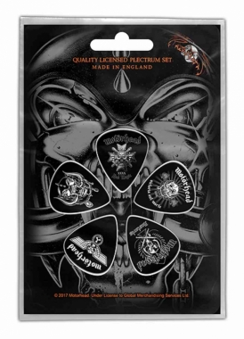 Plektrum Pack Motörhead Bad Magic