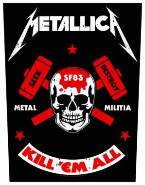 Metallica Metal Militia