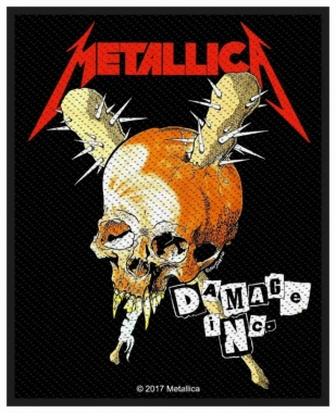 Aufnäher Metallica Damage Inc.
