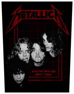 Metallica Bang That Head