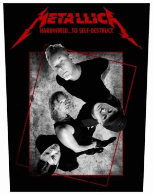 Metallica Hardwired Concrete