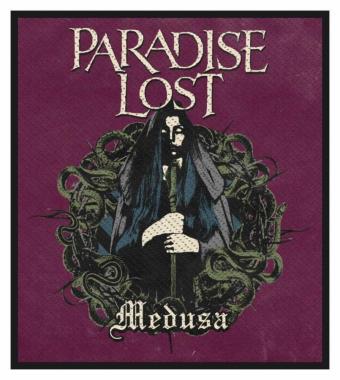 Aufnäher Paradise Lost Medusa