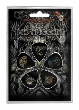 Plektrum Pack Meshuggah Musical Deviance