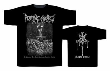 Rotting Christ - In Nomine Dei Nostri - T-Shirt