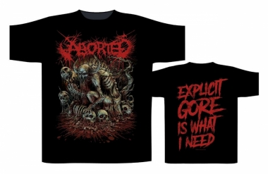 Aborted God Machine T-Shirt