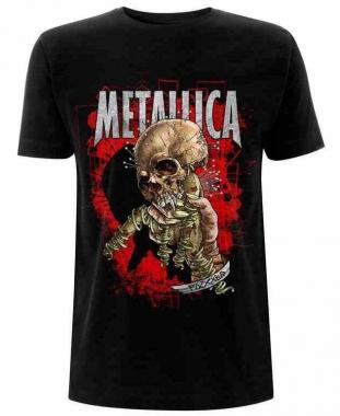 Metallica Fixxer Redux Fan T-Shirt