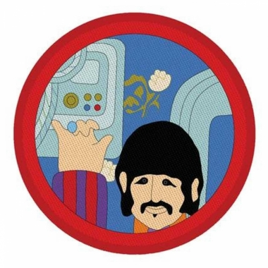 Aufnäher The Beatles Yellow Submarine Ringo