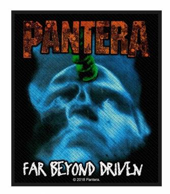 Pantera Patch Far beyond driven