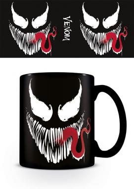 Venom Face Kaffeebecher