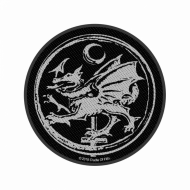 Cradle of Filth Aufnäher Order of the dragon