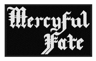 Mercyful Fate Aufnäher Logo