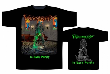 Monstrosity Dark Purity T Shirt