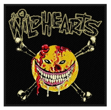The Wildhearts Aufnäher Smiley Face