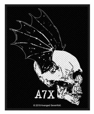 Avenged Sevenfold Aufnäher Skull Profile