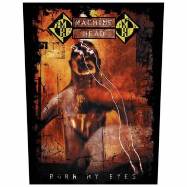 Machine Head - Burn My Eyes - Rückenaufnäher