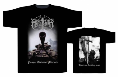 Marduk Bandshirt - There is no fucking Peace