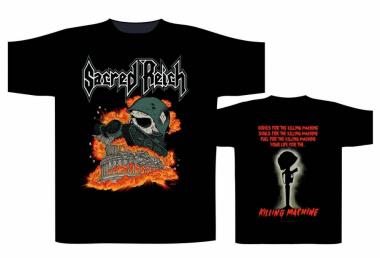 Sacred Reich Bandshirt - Killing Machine