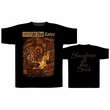 At the Gates - Slaughter of the Soul - Band Shirt