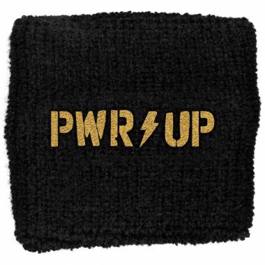 AC/DC PWR UP Merchandise Schweißband