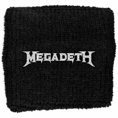 Megadeth Logo Merchandise Schweißband