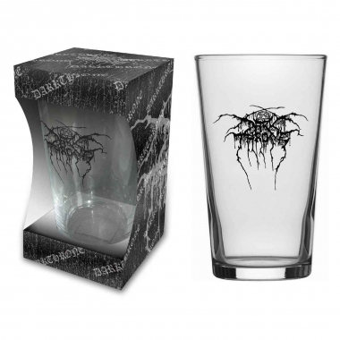 Trinkglas Darkthrone Logo