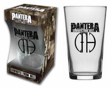 Trinkglas Pantera Cowboys From Hell