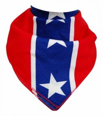 Bandana Halstuch Südstaaten Fahne