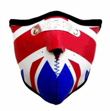 Biker Maske Großbritannien