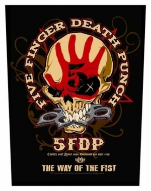 Five Finger Death Punch Way Of The Fist