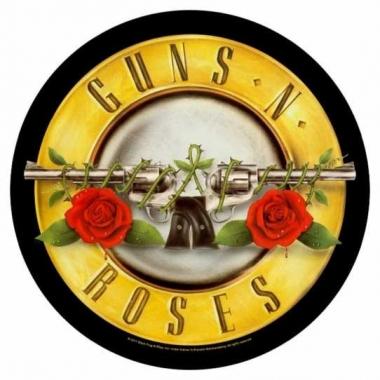 Guns N Roses Bullet Logo