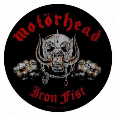 Motörhead Iron Fist