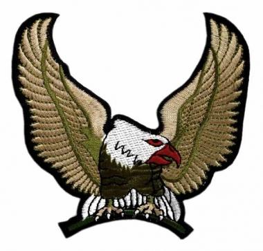 Aufnäher - Adler
